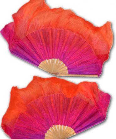 UV pink and orange