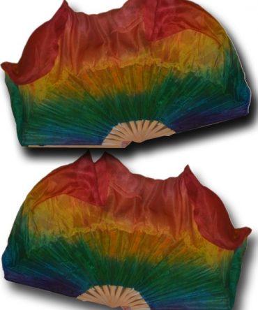UV red rainbow